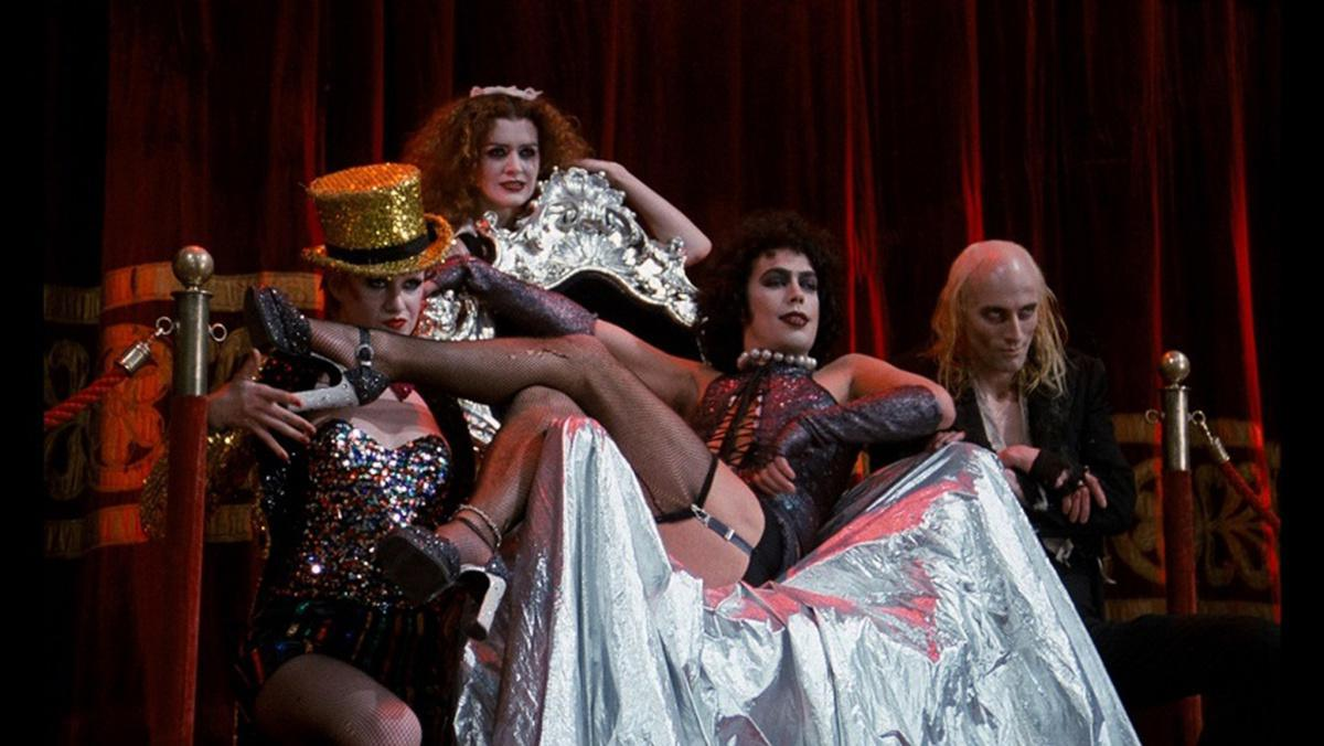 They Rocky Horror Picture Show