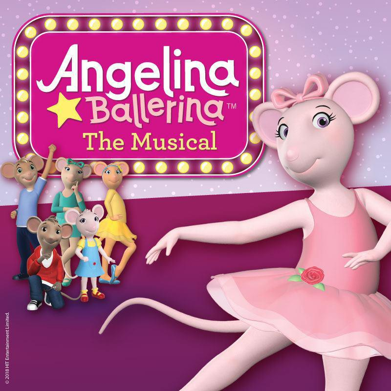Angelina Ballerina – Affordable Family Theater