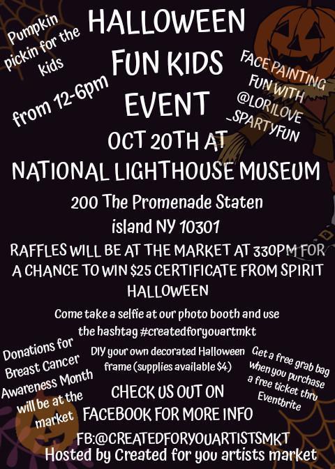 Halloween Fun Kids Event