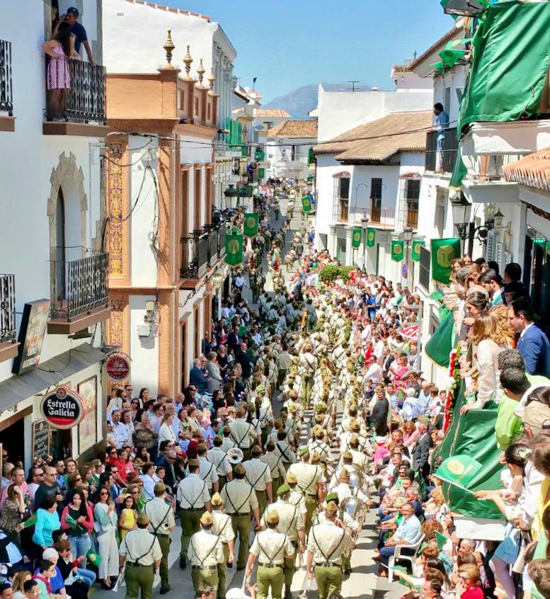 La Pepa, una de las bandas más solicitadas en el mundo cofrade de Andalucía
