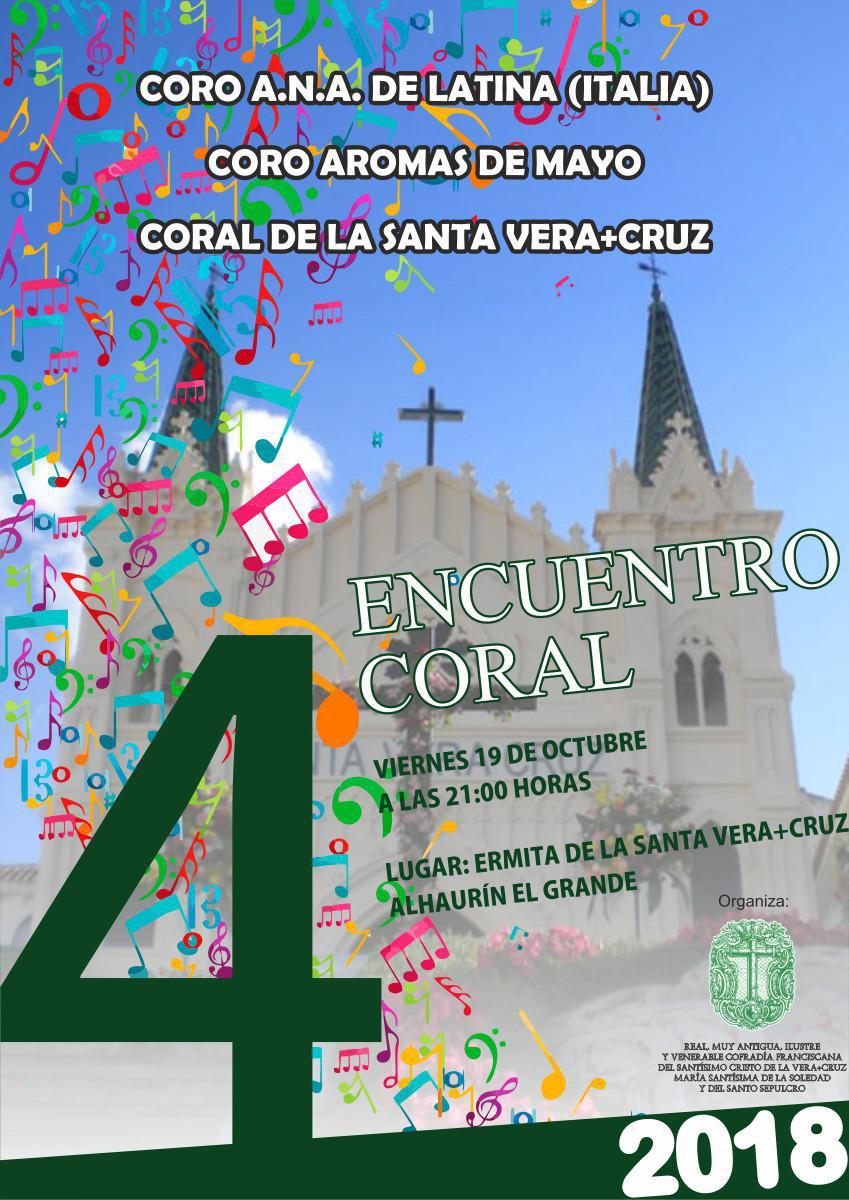 IV Encuentro Coral