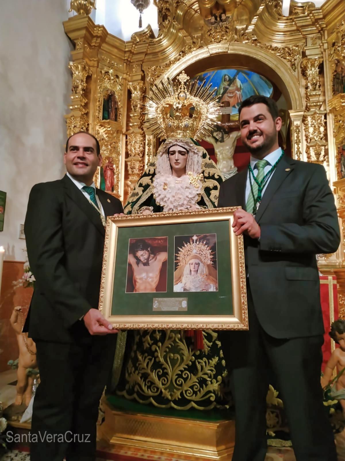 Hermanamiento con la Vera+Cruz de Alhaurín de la Torre