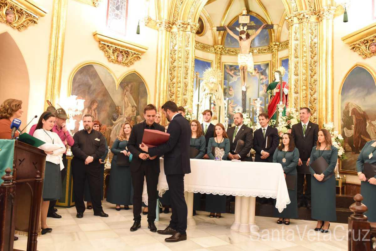 Cantos italianos acompañan a nuestra Coral y nuestro Coro en el IV Encuentro Coral de la Santa Vera+Cruz