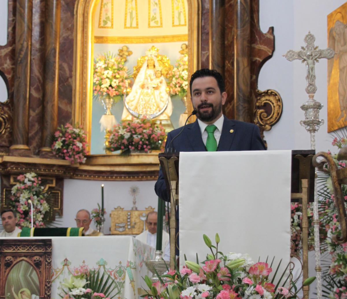 Diego Daniel Cortés será el Pregonero de la Semana Santa 2019