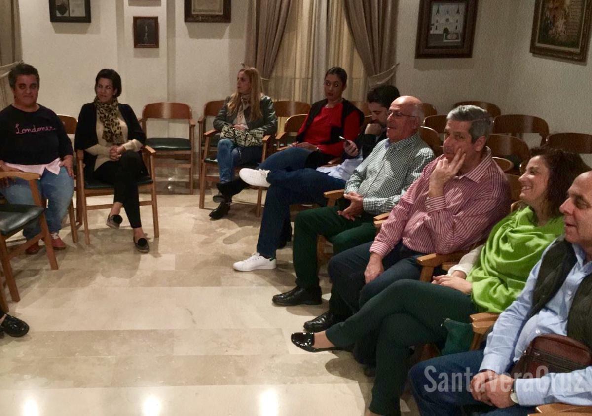 Comienzan los encuentros de formación cristiana para mayores de edad.