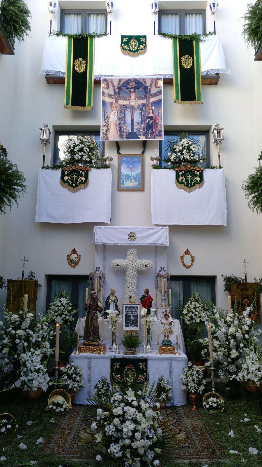 Día de la Cruz 2018. Cruces de Mayo y Misa de Acción de Gracias