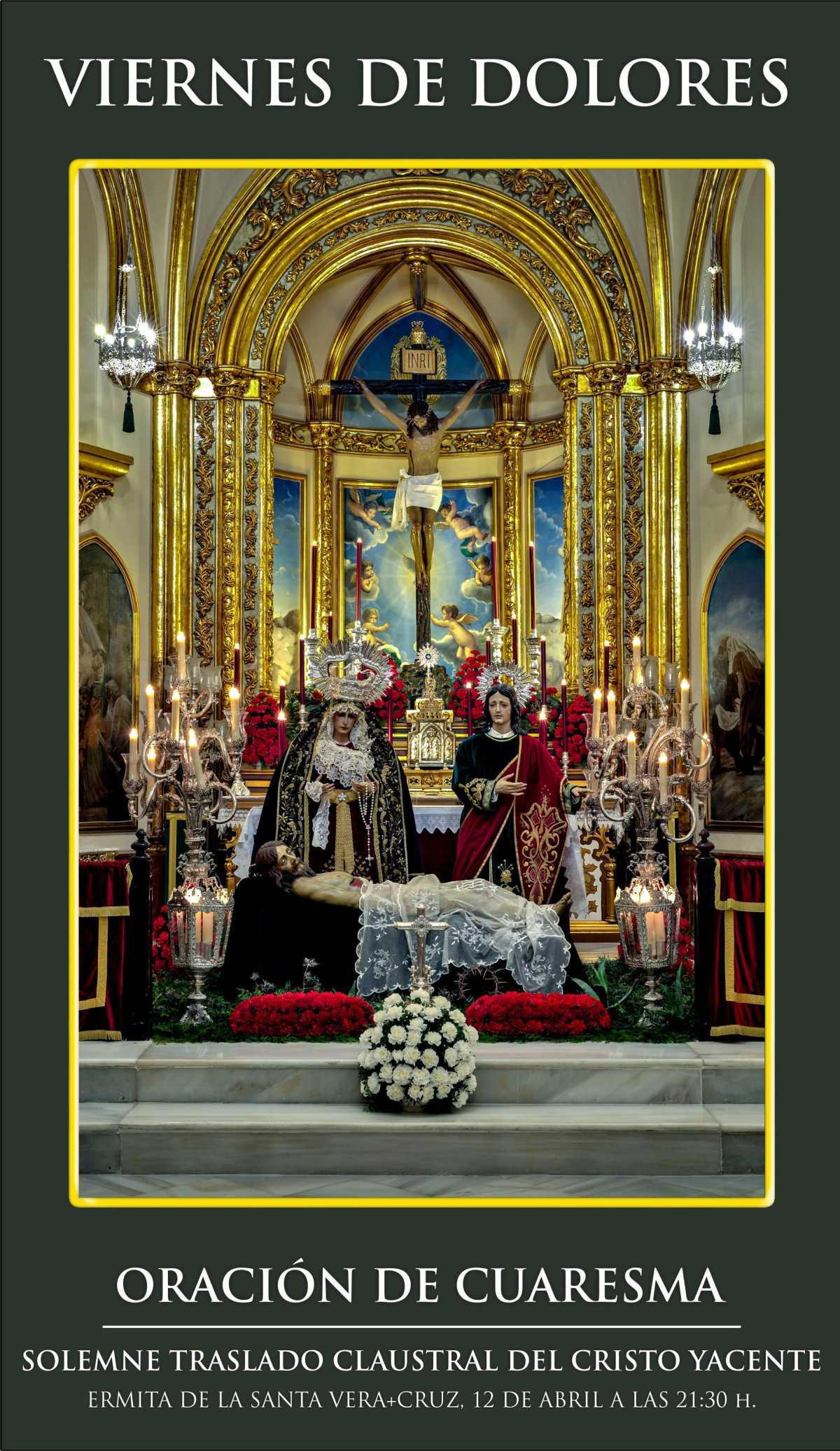 Programa de actos y cultos Semana Santa 2019