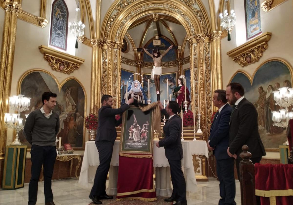Comienzan los actos y cultos programados por nuestra Cofradía para la presente Cuaresma.