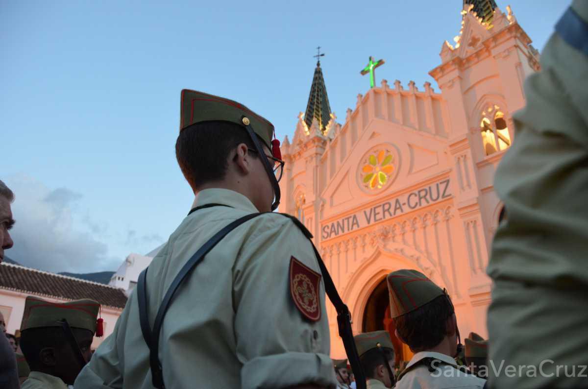 Celebración del Día de San José en la Ermita del Convento.