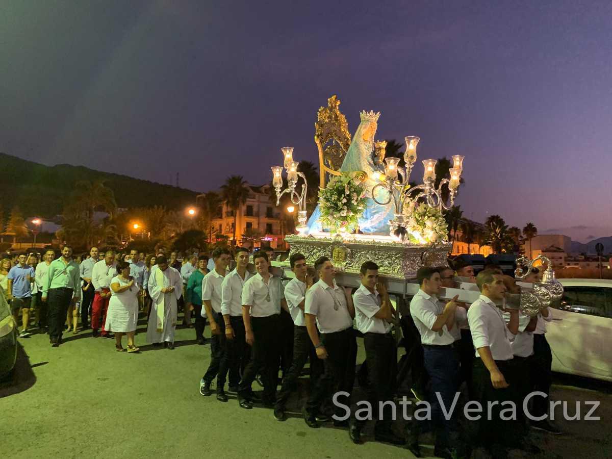 Día de la Virgen 2019