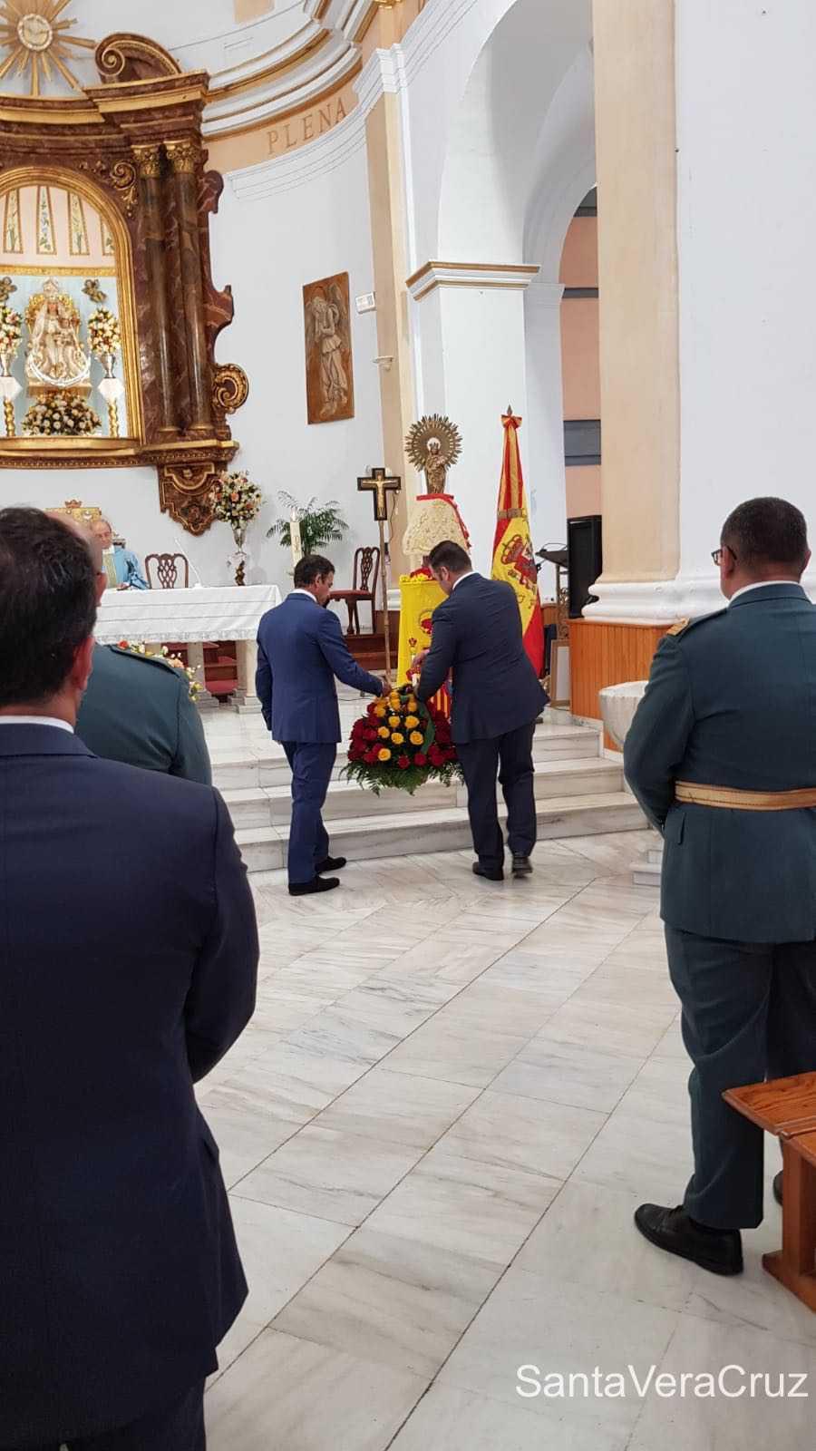 Festividad de la Virgen del Pilar en Alhaurín el Grande