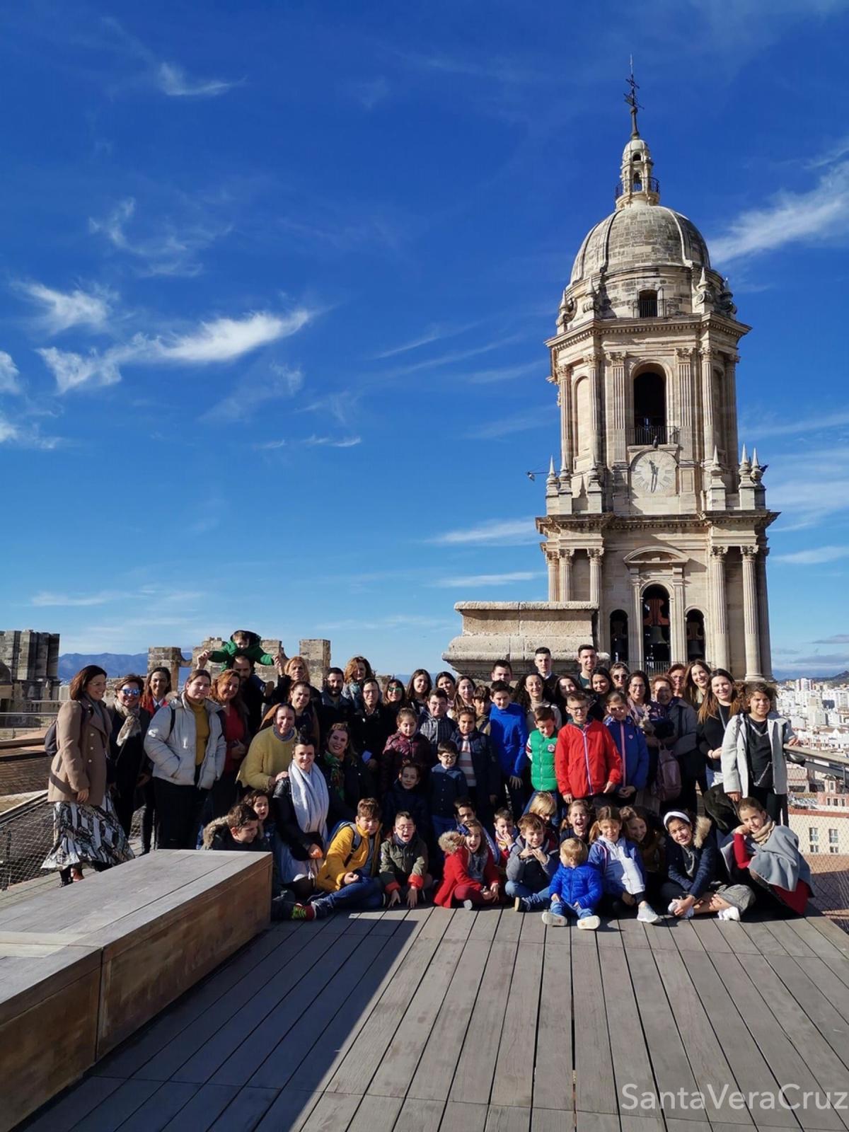 Excursión Navideña organizada por el Grupo Joven