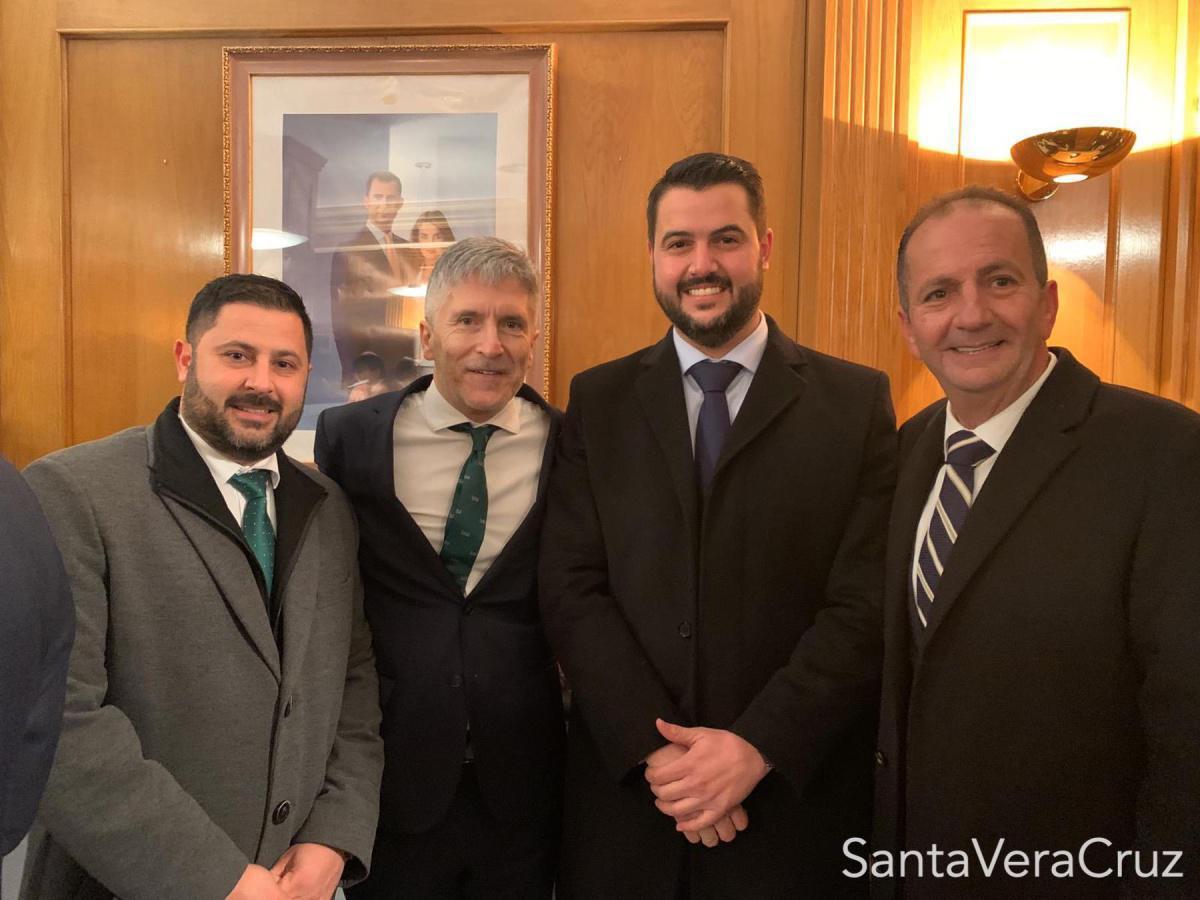 La Guardia Civil, Hermano Mayor Honorario de nuestra Cofradía, tiene nueva directora general.