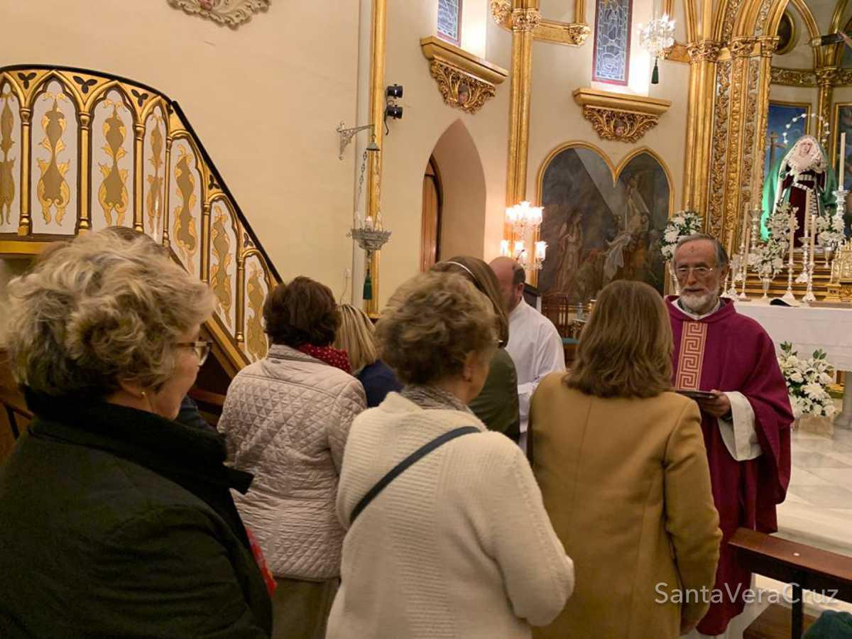 Eucaristía de la Imposición de la Ceniza