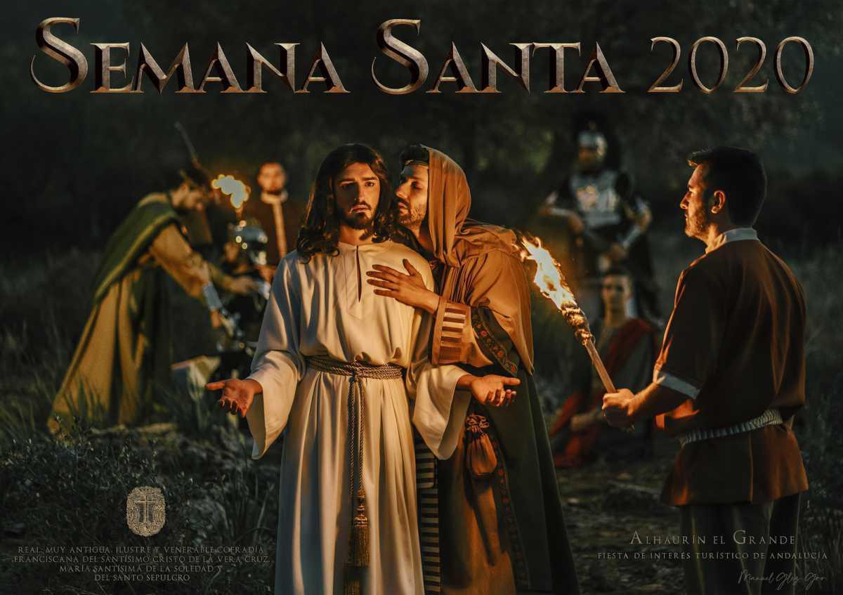 Presentado el Cartel de la Semana Santa 2020