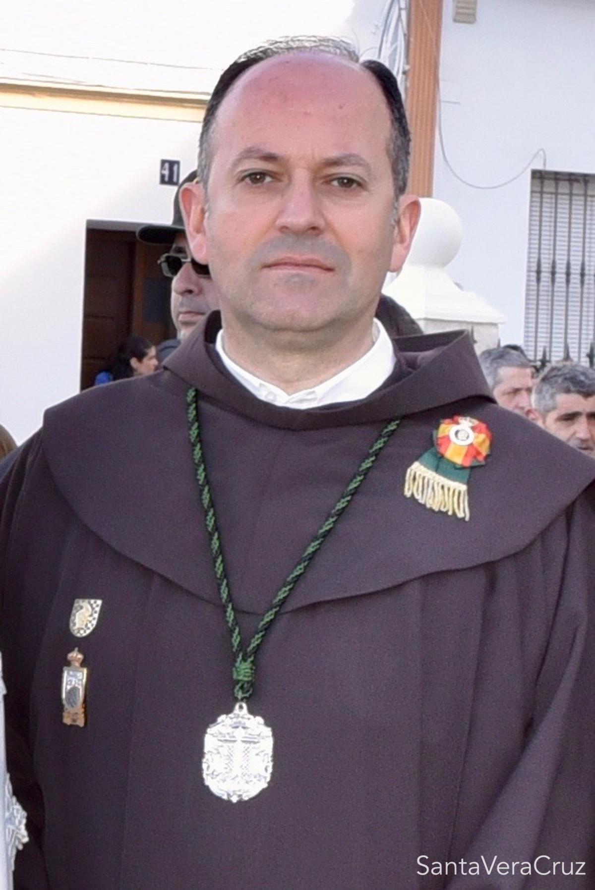 Ya a la venta las entradas para el XXXIII Pregón de Semana Santa, a cargo de fray Rubén Moreno Camuñas.