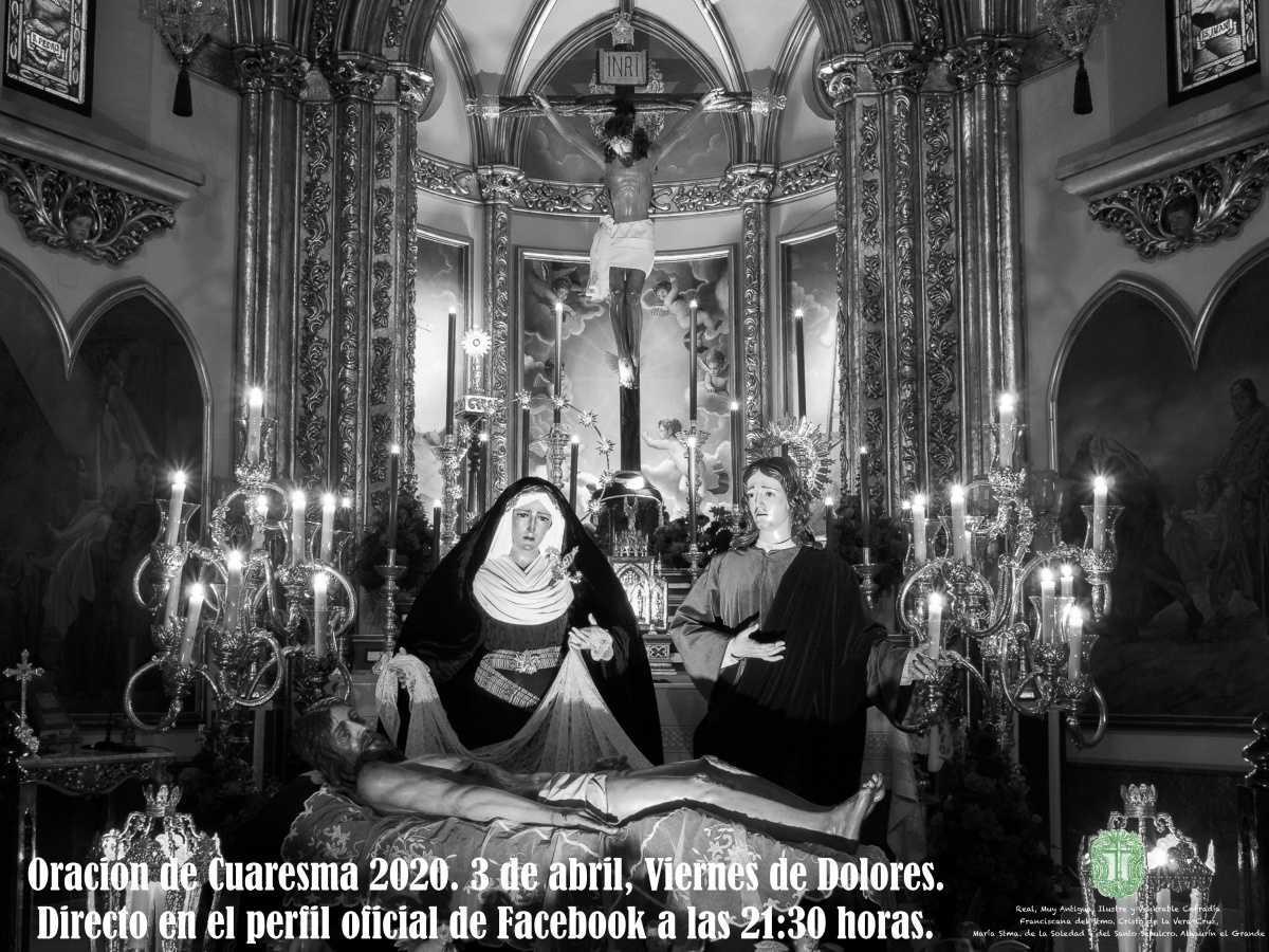 Oración de Cuaresma
