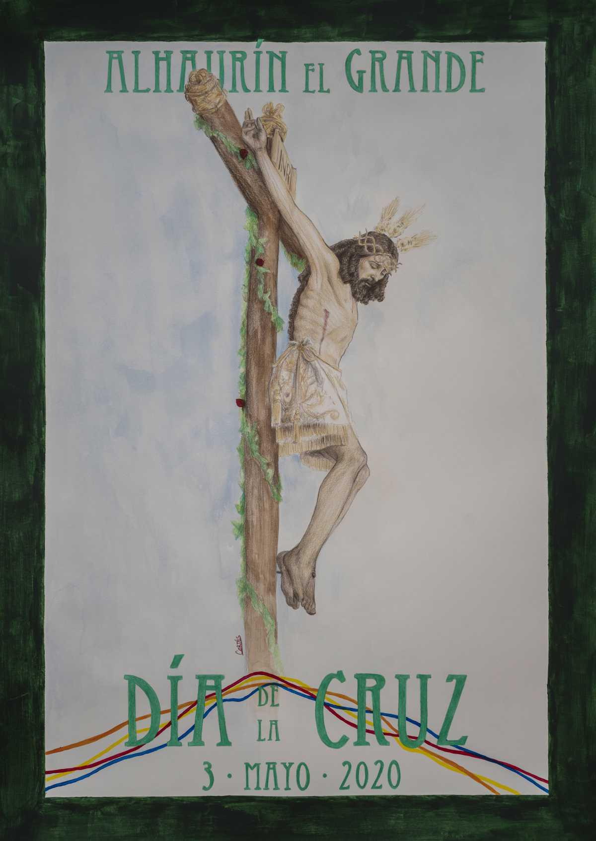 Presentado el Cartel del Día de la Cruz 2020