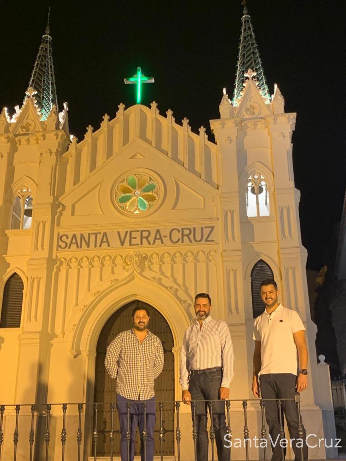 José Antonio Jiménez, realizará el cartel del Centenario de la Ermita de la Santa Vera+Cruz.