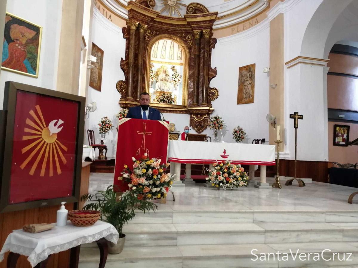 Confirmación Cofrades de la Santa Vera+Cruz 2020