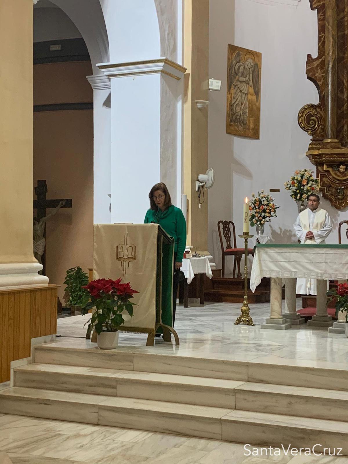 Candelaria. Festividad de la Presentación de Nuestro Señor en el Templo y Purificación de la Virgen María.