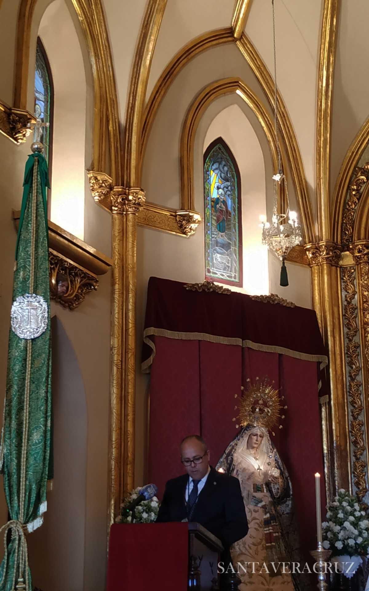 Domingo de Pasión en la Ermita del Convento
