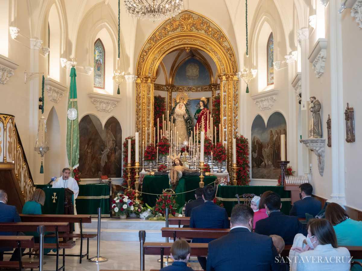 1 de mayo: el reencuentro con nuestro Señor.