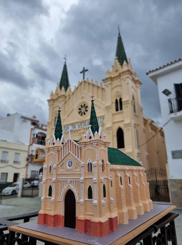 Ermita del Convento en 1921