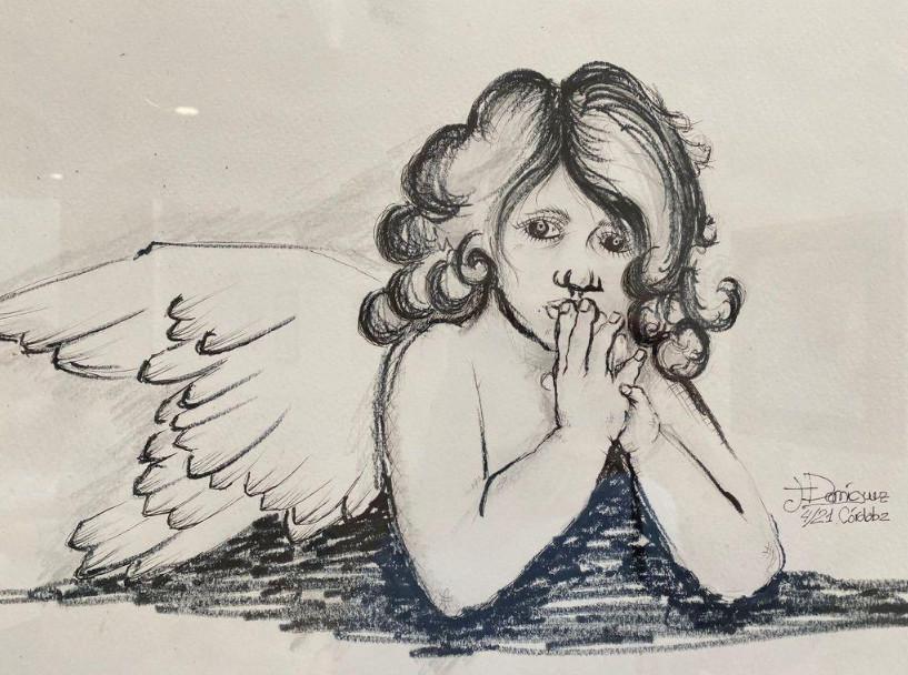 El rezo de un ángel