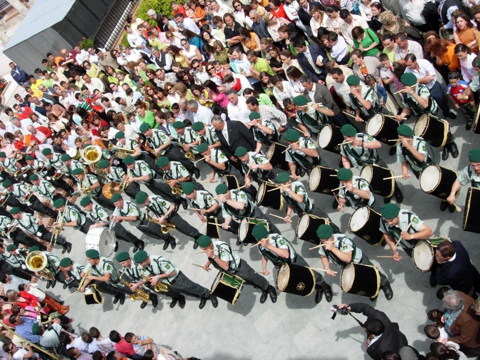 Banda de la Santa Vera Cruz
