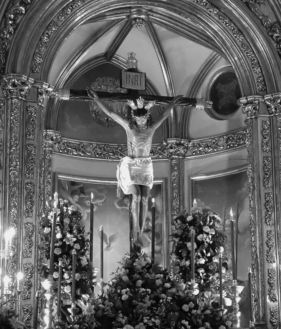 Programa de actos y cultos Día de la Cruz 2014