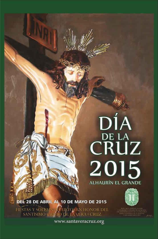 Programa de actos y cultos Día de la Cruz 2015