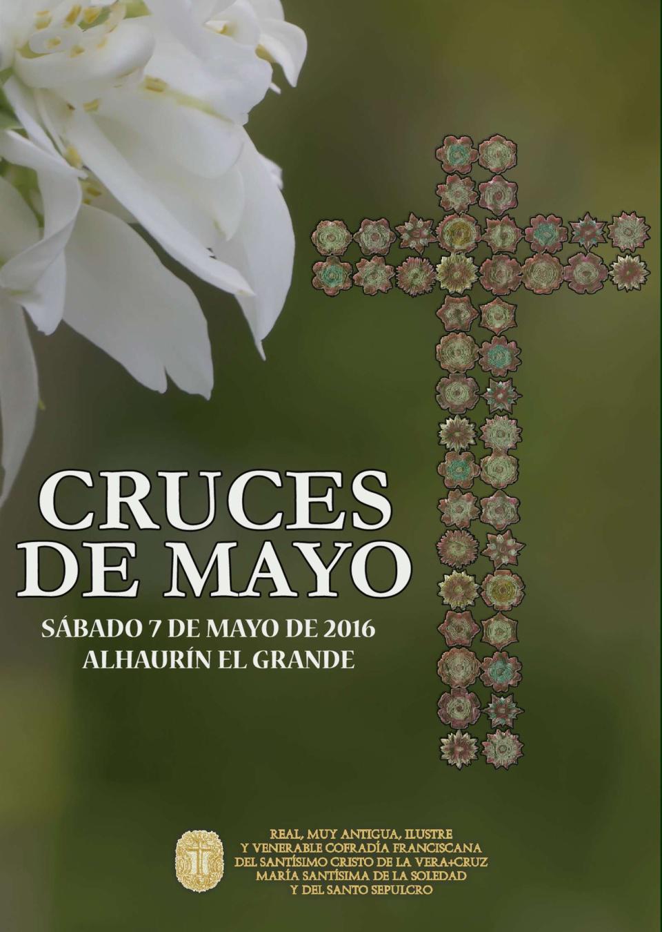 Programa de actos y cultos Día de la Cruz 2016