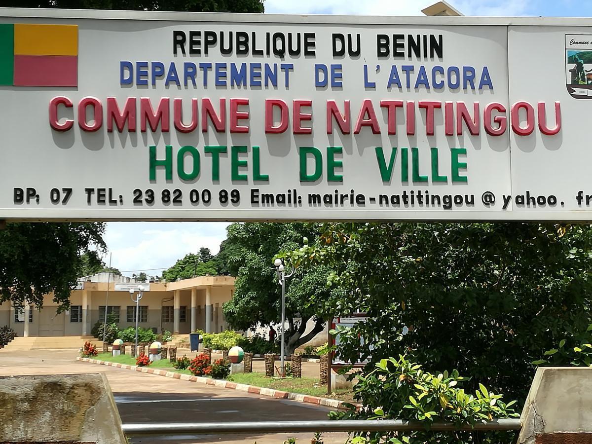 La commune de Natitingou