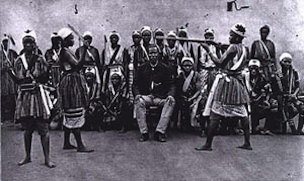 Bicentenaire du règne du roi Guezo d'Abomey 1818-1858