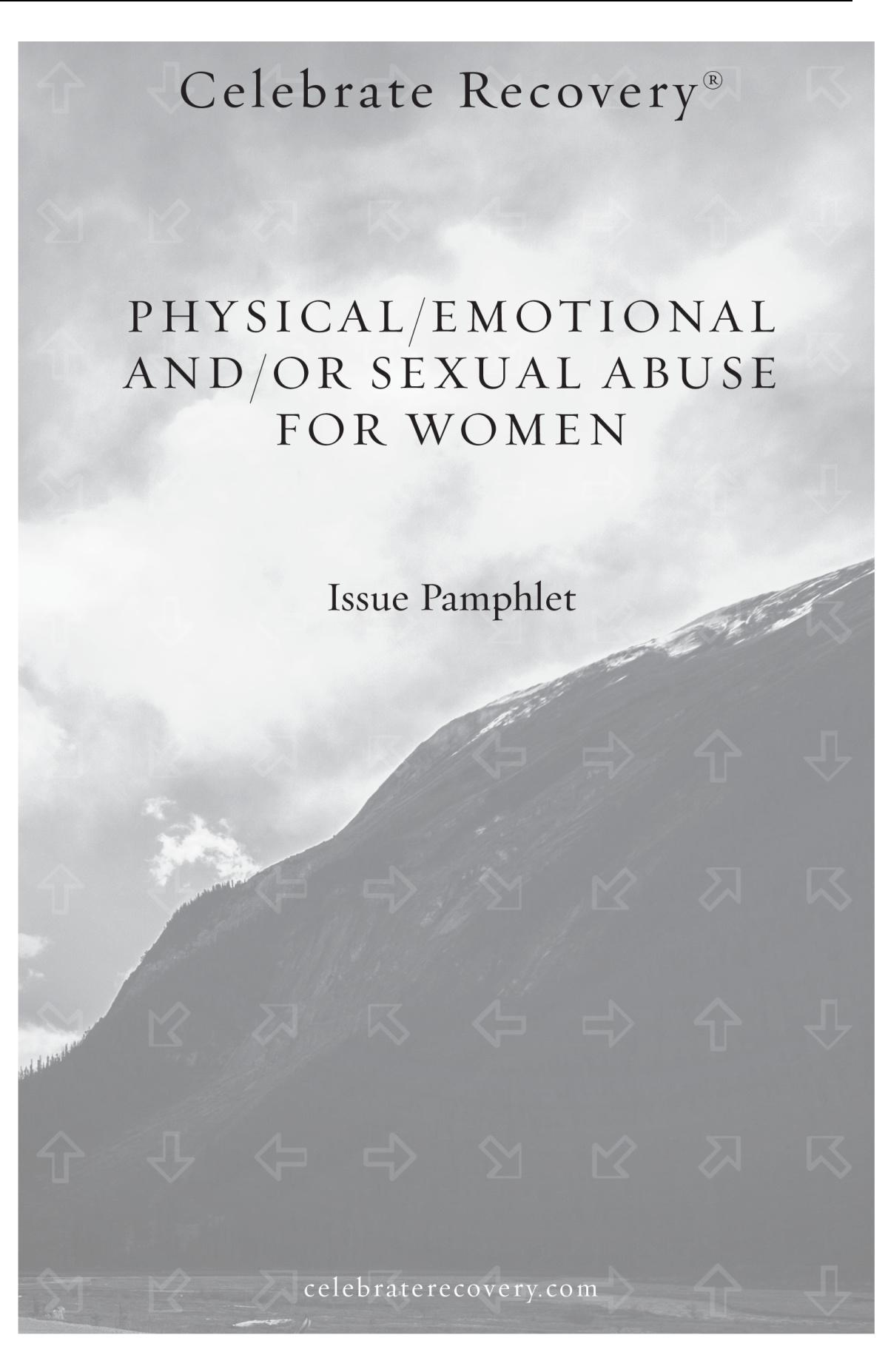 Physical/Emotional and/or Sexual Abuse for Women