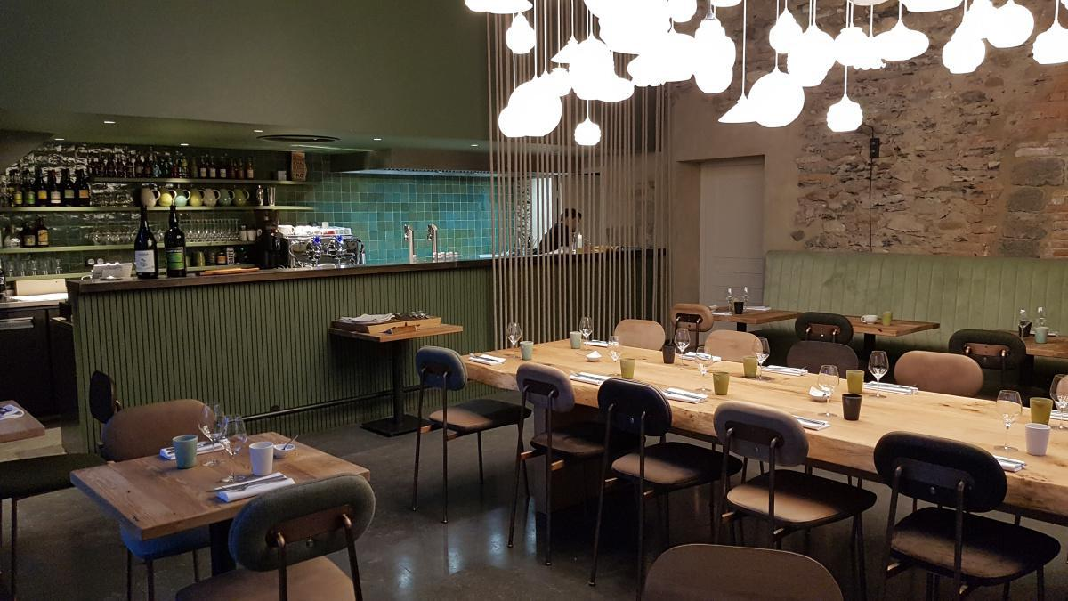 Café A, Restaurant Bistronomique Du Chef Aribert