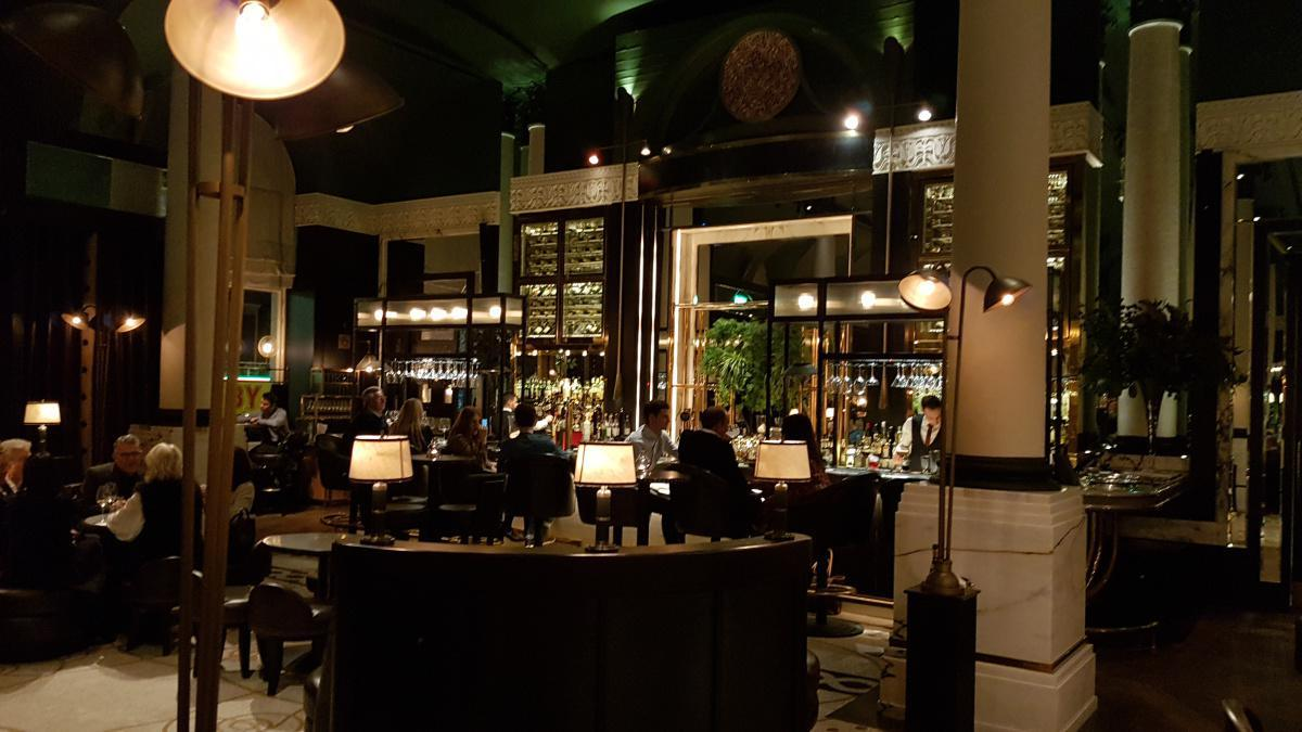 Tom Kerridge Bar & Grill @ Corinthia Hotel