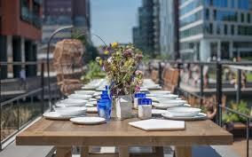 Allgera Restaurant -Manhattan Loft Gardens