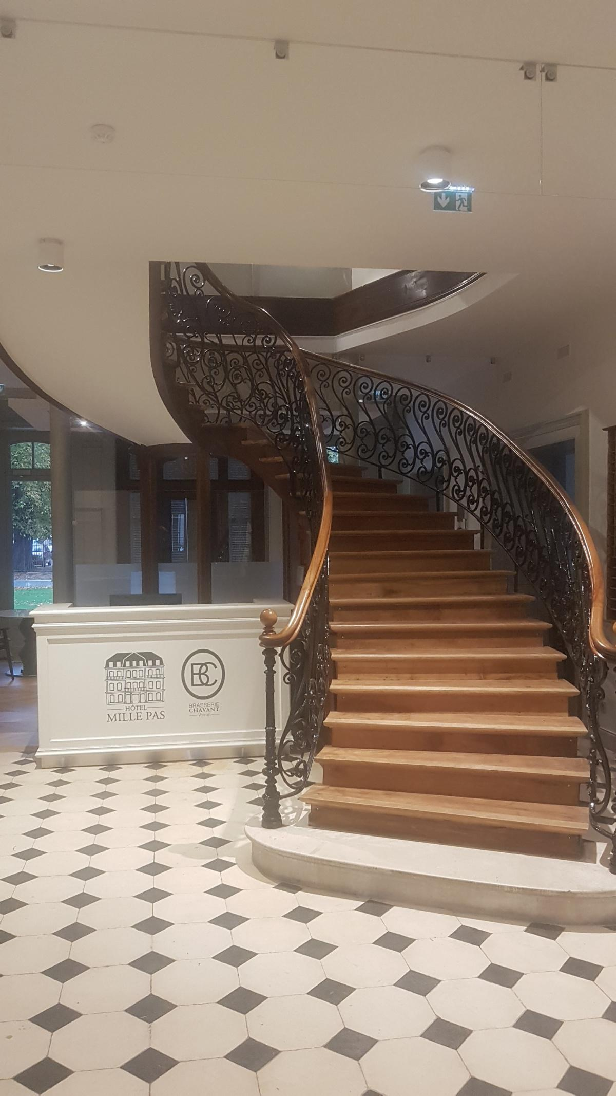 Hotel Mille Pas - Brasserie Chavant