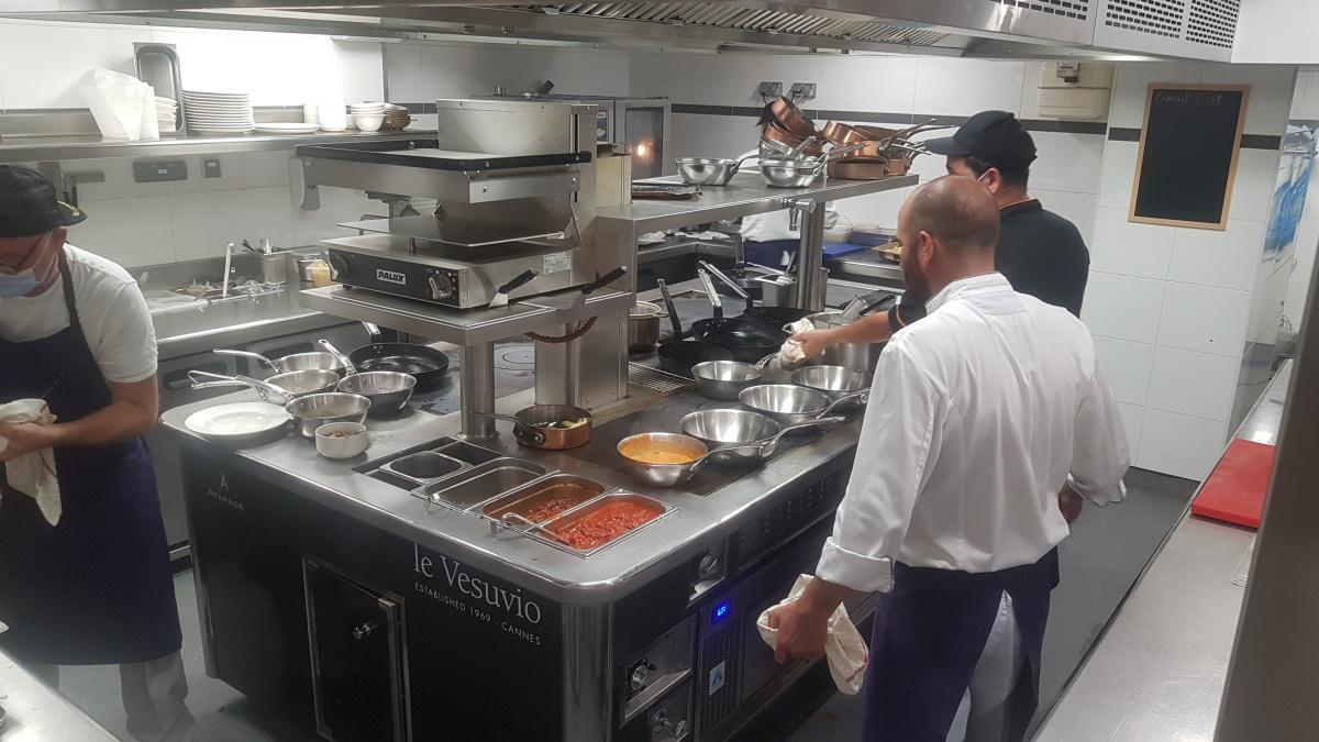Restaurant Le Vesuvio