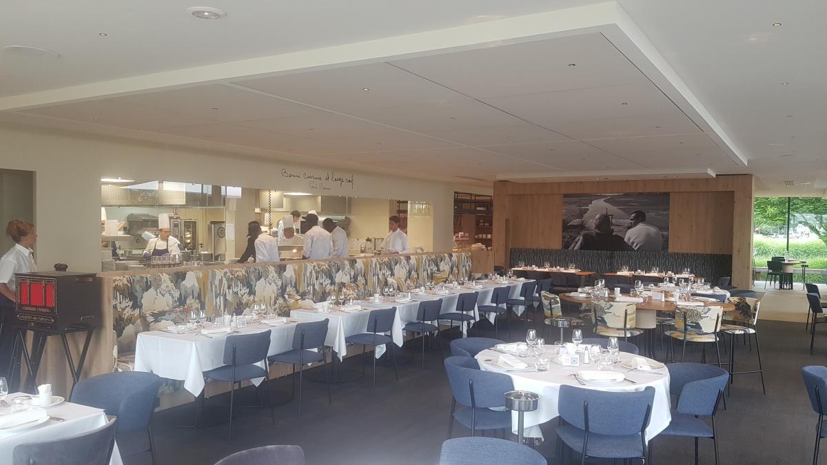 Brasserie Irma - Bocuse Annecy