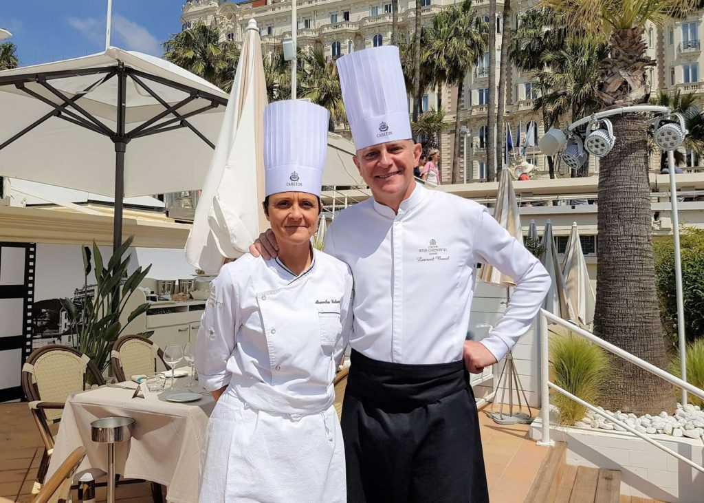 Intercontinental Carlton Cannes - Carlton Beach Club