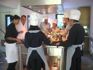 la villa des chefs
