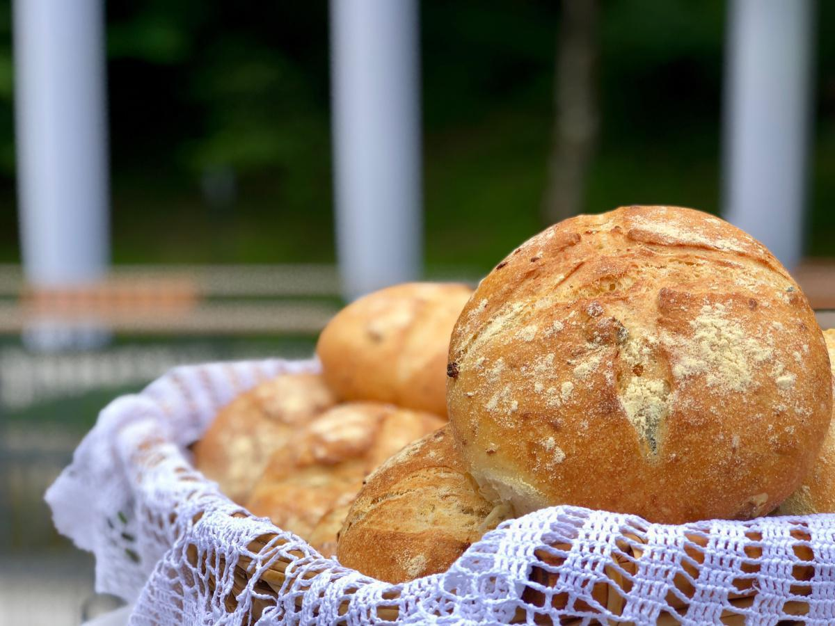 Domač kruh