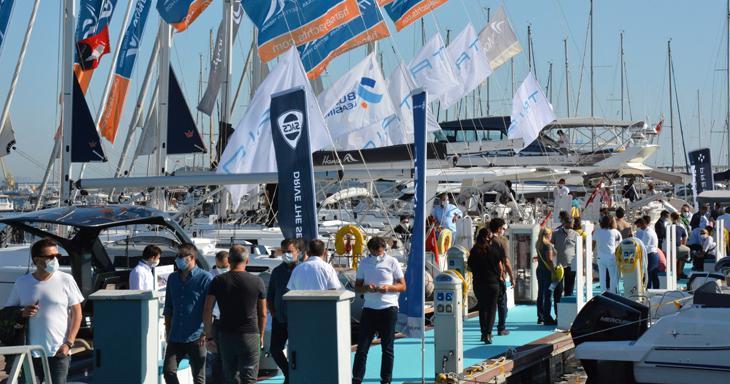 CNR Avrasya Boat Show'dan Renkli Görüntüler