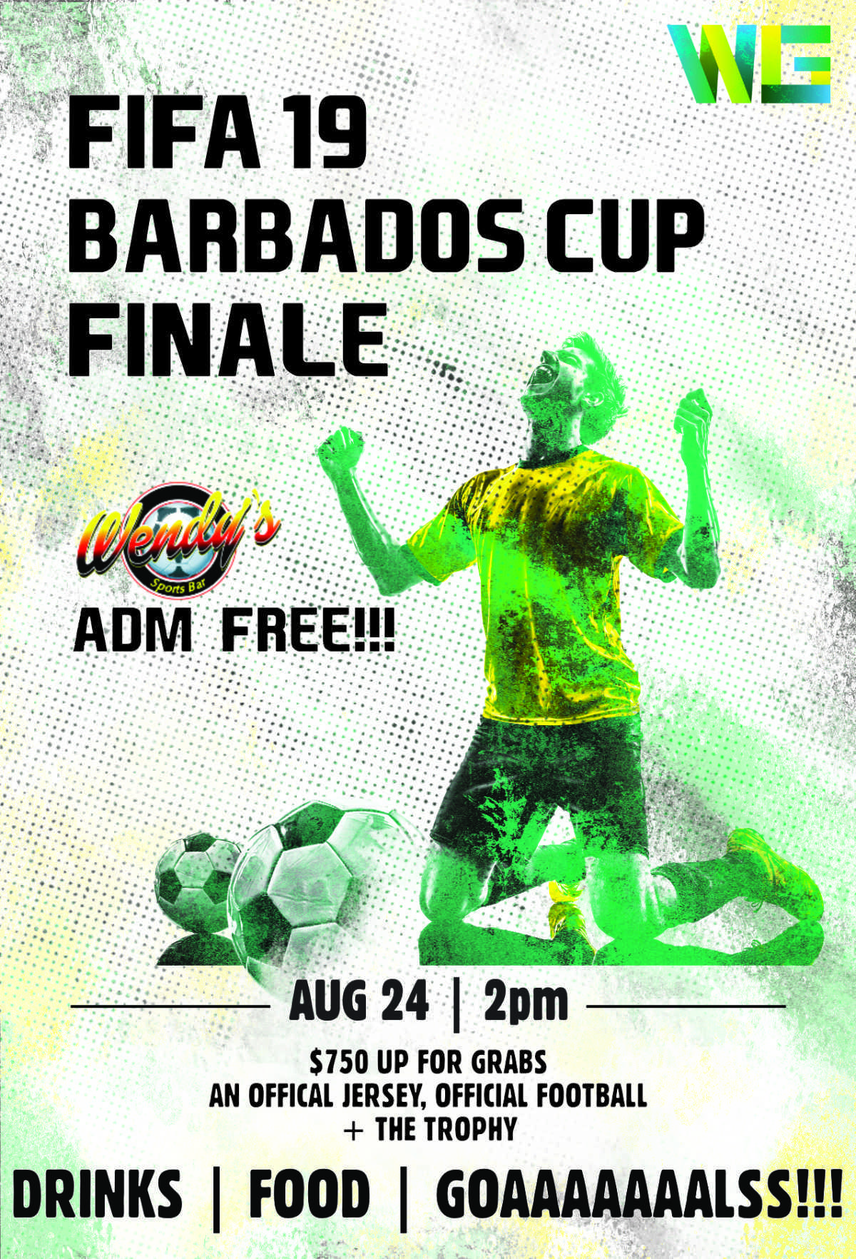 Fifa 19 Barbados Cup (Knockout Finals)