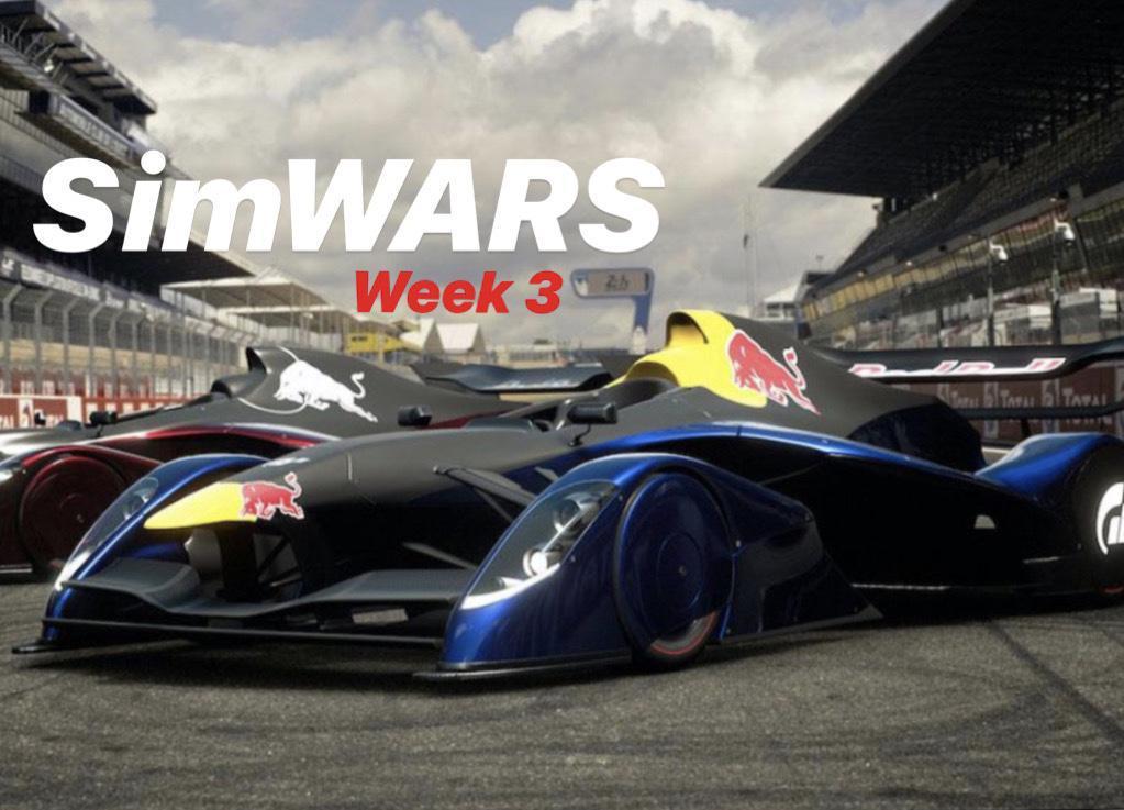 SimWARS (Week 3)