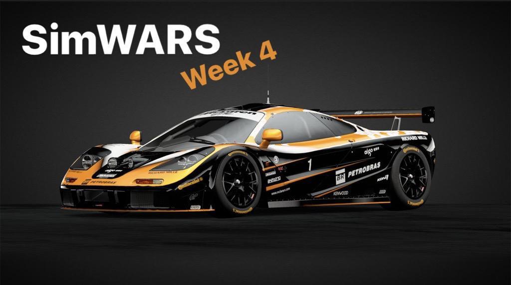 SimWARS (Week 4)