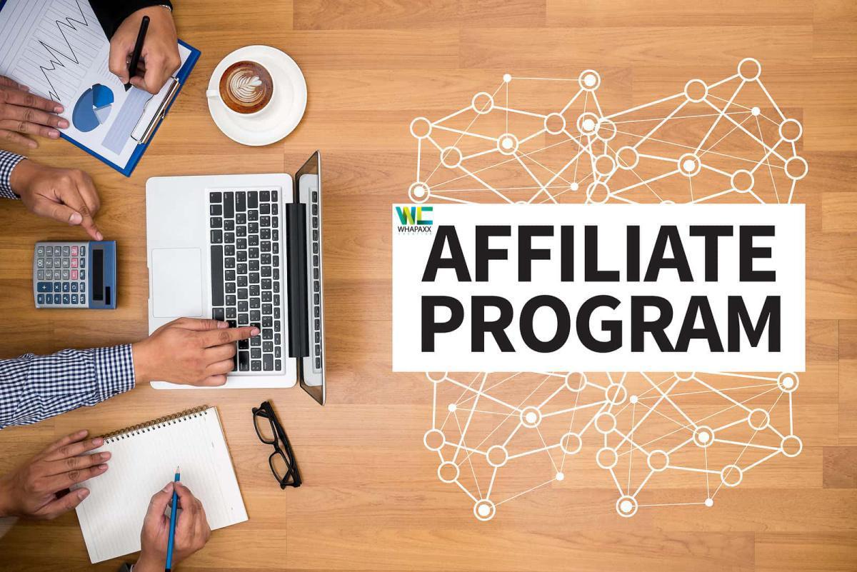 Whapaxx Creative Affiliate Program